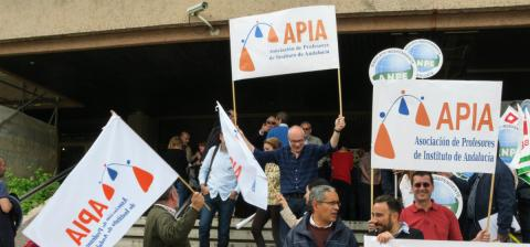 Comunicado de APIA ante las movilizaciones de protesta a comienzos del curso 2020-2021