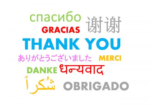 Carta de agradecimiento a los profesores de Andalucía