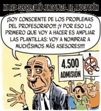 Nueva Secretaría Andaluza de Educación