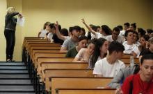 Los exámenes de Selectividad en Andalucía serán del 7 al 9 de julio