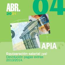 Los profesores andaluces demandan los mismos salarios que los navarros y vascos