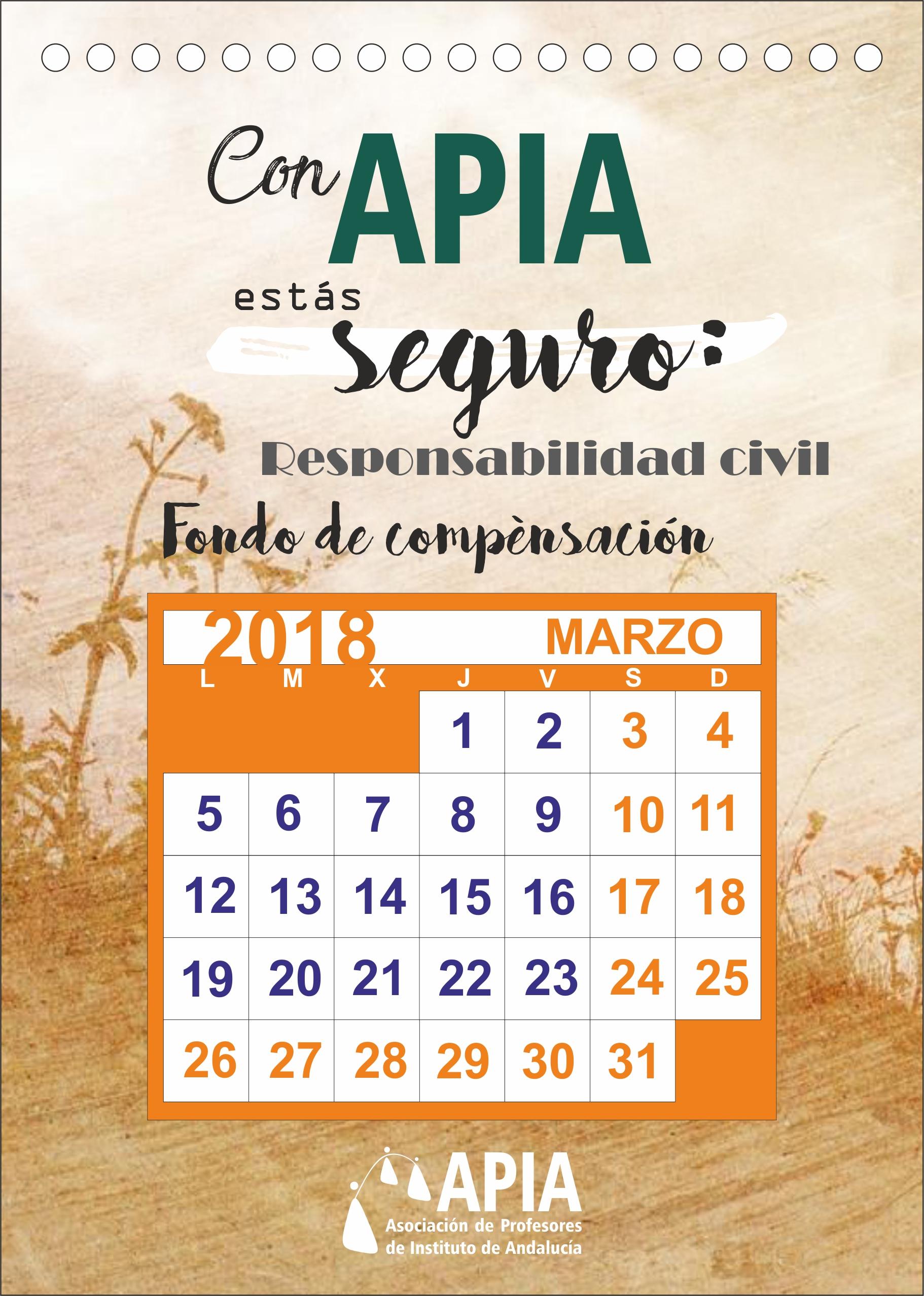 Marzo 2018