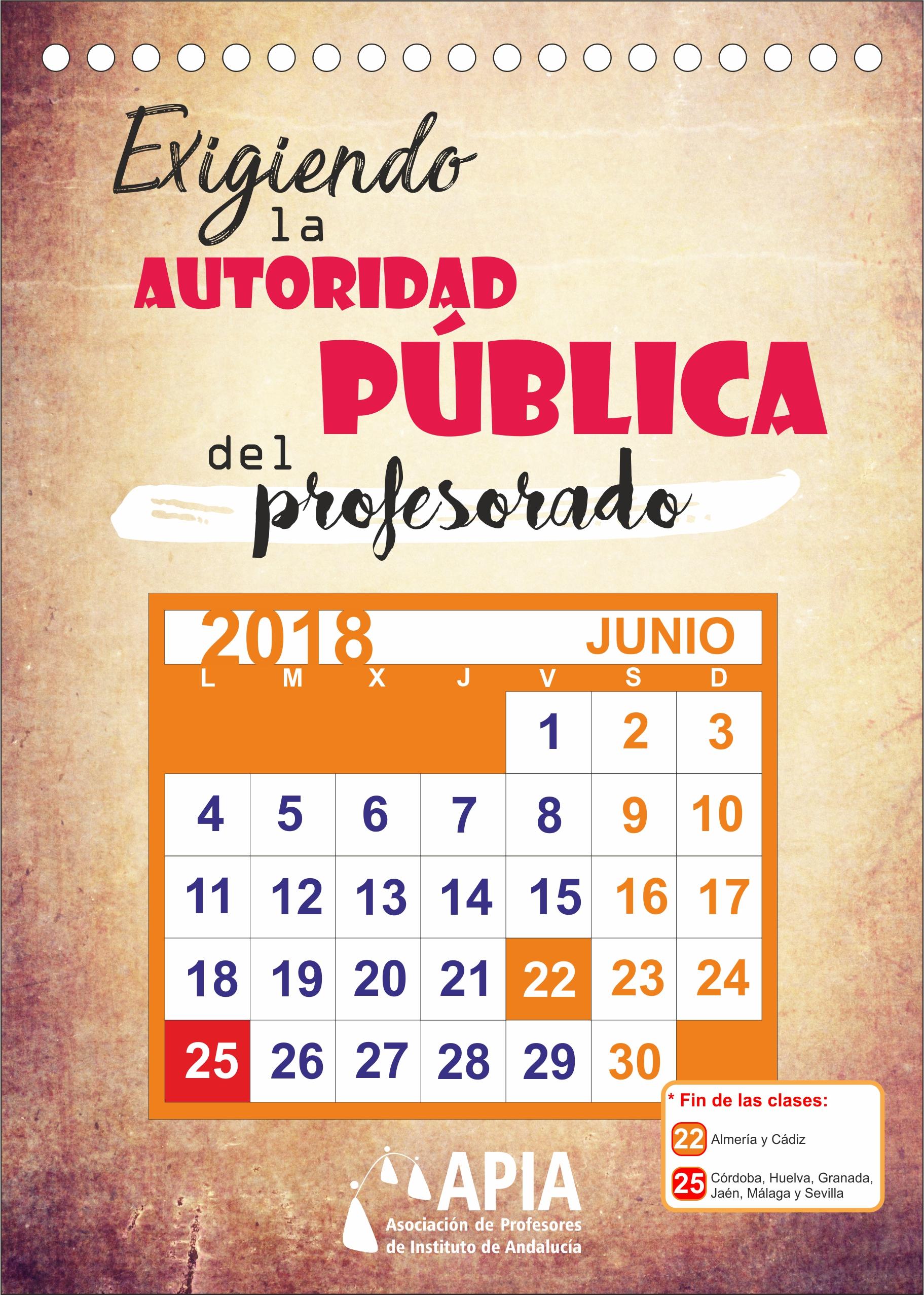 Junio 2018
